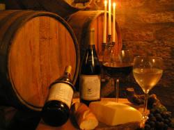 Optimale Lagerung von Wein